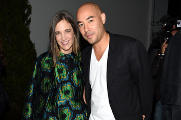 Max Osterweis Erin Beatty 12th Annual CFDA/Vogue Fashion Fund Awards - Inside