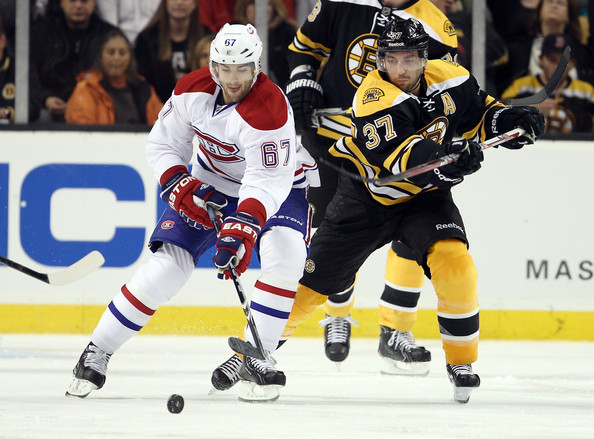 Max Pacioretty - Montreal Canadiens v Boston Bruins
