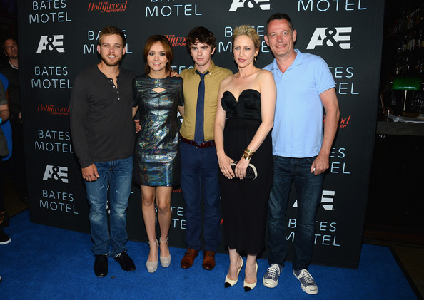 Max Thieriot Bates Motel Max thieriot and david