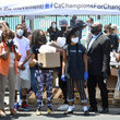 Maxine Waters #WONDALUNCH Fresh Produce And Poultry Drive Thru Giveaway