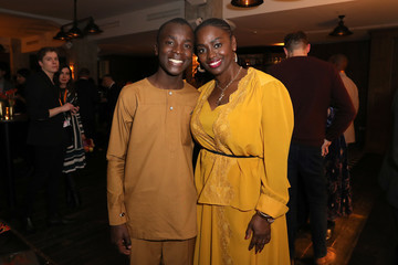 Maxwell Simba 'The Boy Who Harnessed The Wind' Drinks Reception - 69th Berlinale International Film Festival