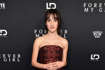 Maya Jade Frank Premiere of Roadside Attractions' 'Forever My Girl' - Arrivals