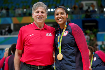 Maya Moore Basketball - Olympics: Day 15