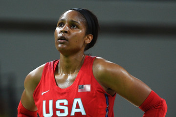 Maya Moore Basketball - Olympics: Day 13