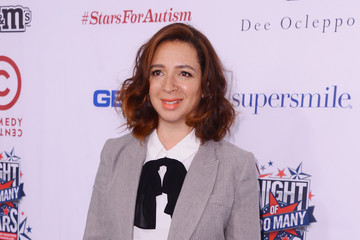 Maya Rudolph Comedy Central Night Of Too Many Stars - Arrivals