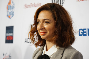 Maya Rudolph Comedy Central Night Of Too Many Stars - Red Carpet