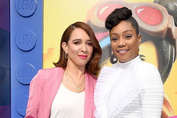 Maya Rudolph Tiffany Haddish Premiere Of Warner Bros. Pictures' 'The Lego Movie 2: The Second Part' - Arrivals