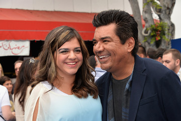 "Mayan Lopez Premiere Of Columbia Pictures' ""Smurfs 2"" - Red Carpet"
