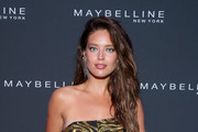 Emily DiDonato attends the Maybelline New York Fashion Week party on September 07, 2019 in New York City.