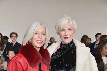 Maye Musk Jason Wu - Front Row - February 2018 - New York Fashion Week: The Shows