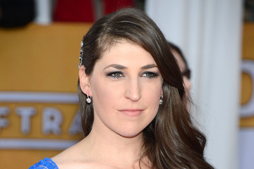 Mayim Bialik 19th Annual Screen Actors Guild Awards - Arrivals