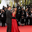 """Maylin Aguirre """"France"""" Red Carpet - The 74th Annual Cannes Film Festival"""