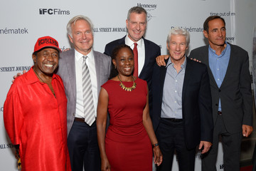 Mayor Bill de Blasio 'Time Out of Mind' New York Premiere