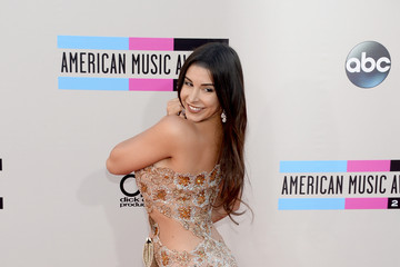 Mayra Veronica Arrivals at the American Music Awards — Part 3