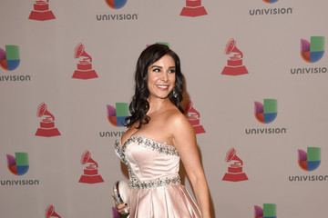 Mayra Veronica Green Carpet Arrivals at the Latin Grammy Awards  — Part 2