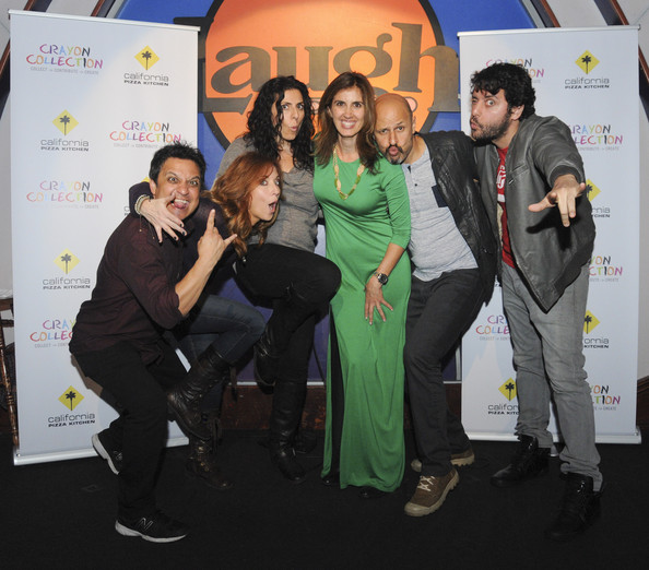 Crayon Collection Presents: Comedy for a Cause [maz jobrani,comedians,comedians,johnny sanchez,jodi miller,sheila michail morovati,kira soltanovich,ben gleib,crayon collection presents: comedy for a cause,product,event,premiere,flooring,carpet,crayon collection]