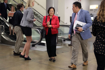 Mazie Hirono Senate Receives Classified Briefing on Bombings in NY and NJ