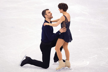 Meagan Duhamel Eric Radford Figure Skating - Winter Olympics Day 0