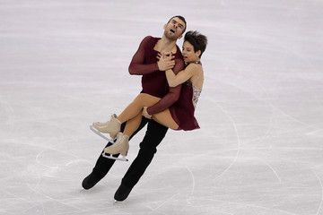 Meagan Duhamel Eric Radford Figure Skating - Winter Olympics Day 2