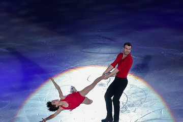 Meagan Duhamel Eric Radford European Best Pictures of the Day - December 16, 2017