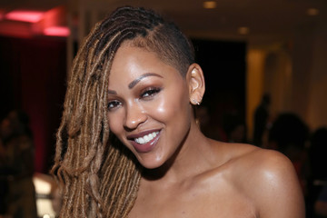 Meagan Good Essence Black Women In Hollywood Awards - Inside