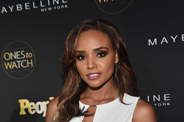 Meagan Tandy People's 'Ones to Watch' Event Presented by Maybelline New York - Red Carpet