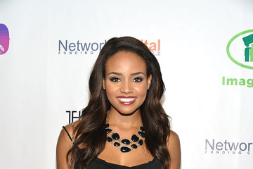 Meagan Tandy Arrivals at the Imagine Ball