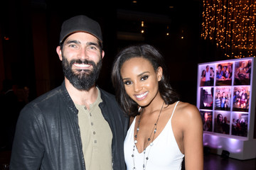 Meagan Tandy MTV 'Teen Wolf' 100th Episode Screening and Series Wrap Party