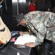Meek Mill 62nd Annual GRAMMY Awards - GRAMMY Charities Signings Day 3
