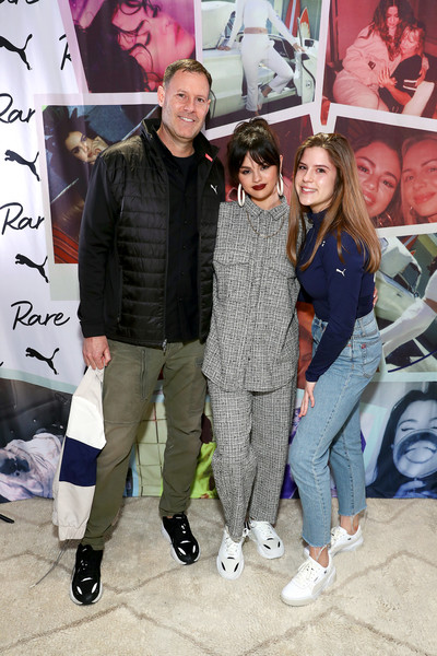 Meet & Greet With Selena Gomez At The PUMA Flagship Store In NYC