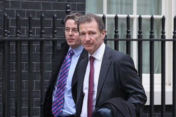 Gus O'Donnell A Meeting of the National Security Council in Downing Street