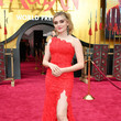 Meg Donnelly Premiere Of Disney's