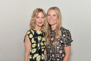 Meg Ryan In Goop Health Summit