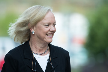 Meg Whitman Annual Allan And Co. Investors Meeting Draws CEO's And Business Leaders To Sun Valley, Idaho