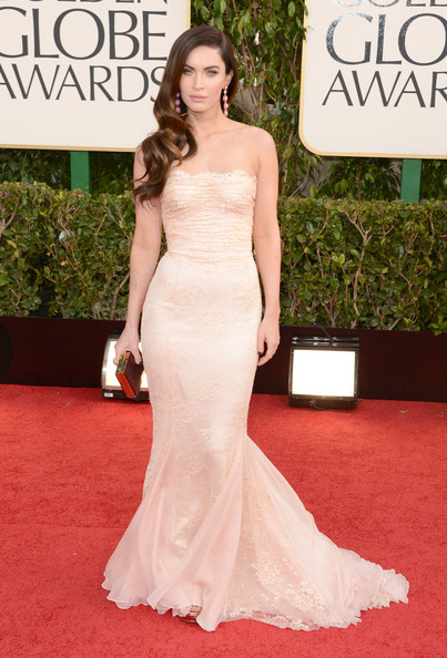 Megan Fox - 70th Annual Golden Globe Awards - Arrivals