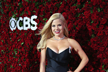 Megan Hilty Nordstrom Red Carpet Sponsorship of the Tony Awards on Sunday, June 12, 2016
