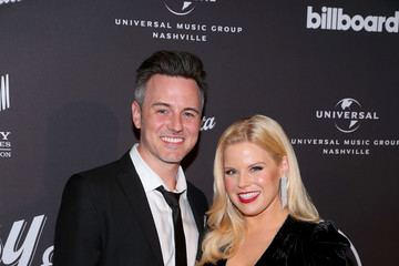 Megan Hilty Brian Gallagher Lifetime Presents A Special Screening And Reception For 'Patsy And Loretta'