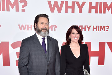 Megan Mullally Premiere of 20th Century Fox's 'Why Him?' - Arrivals