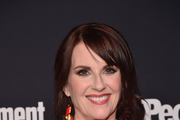 Megan Mullally Entertainment Weekly and PEOPLE Upfronts Party at Second Floor in NYC Presented By Netflix and Terra Chips - Arrivals