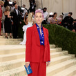 Megan Rapinoe The 2021 Met Gala Celebrating In America: A Lexicon Of Fashion - Arrivals