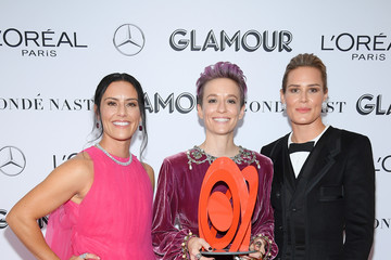 Megan Rapinoe 2019 Glamour Women Of The Year Awards - Backstage