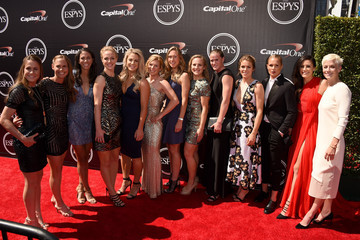 Megan Rapinoe The 2015 ESPYS - Arrivals