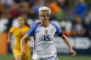 Megan Rapinoe 2017 Tournament Of Nations - Australia v United States
