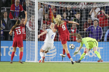 Megan Rapinoe 2018 SheBelieves Cup - United States vs. England