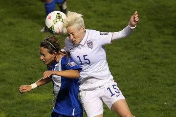 Megan Rapinoe United States v Guatemala: Group A - 2014 CONCACAF Women's Championship
