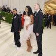 Megan Thee Stallion The 2021 Met Gala Celebrating In America: A Lexicon Of Fashion - Arrivals