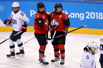 Meghan Agosta Ice Hockey - Winter Olympics Day 6