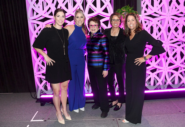 The Women's Sports Foundation's 39th Annual Salute To Women In Sports Awards Gala  - Inside