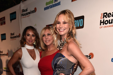 Meghan King Edmonds Premiere Party For Bravo's 'The Real Housewives Of Orange County' 10 Year Celebration - Red Carpet