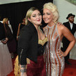 Meghan Linsey The 50th Annual CMA Awards - Arrivals